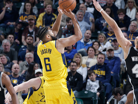Game Rewind: Pacers 100, Spurs 111