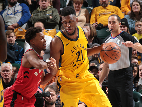 Game Rewind: Pacers 107, Raptors 104