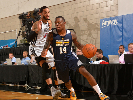 Summer League 2014: Pacers 84, Heat 74