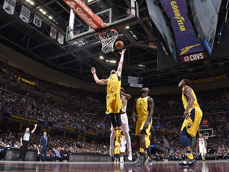 Pacers 108, Cavaliers 115