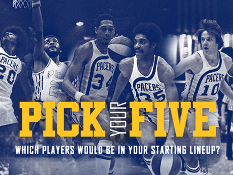 Fans Select Their Starting Five from the 1970s