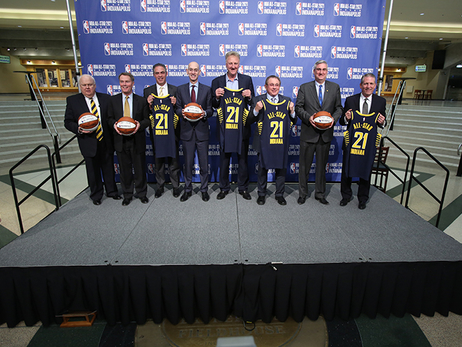 2021 All-Star Press Conference