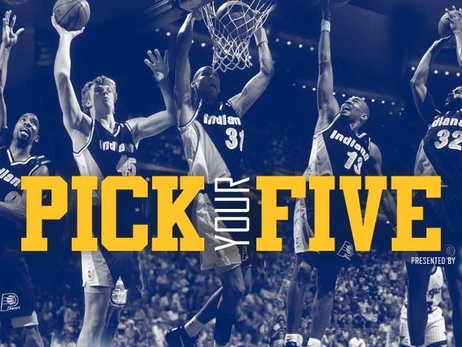 Fans Select Their 1990s Starting Five