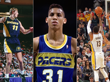 The 10 Best Single Seasons in Pacers History