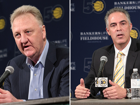 Front Office Transition Tips Off Active Summer for Pacers