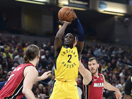 Pacers Find Comfort in Stressful Moments