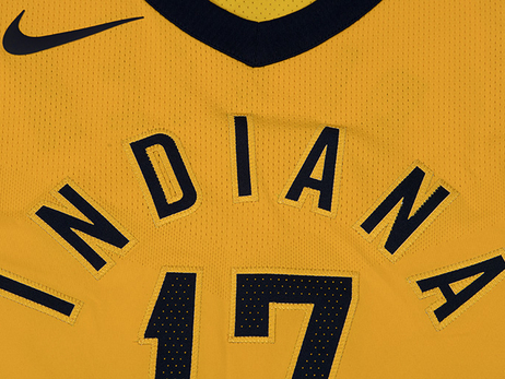 Pacers and Nike Unveil 'Statement' Uniform