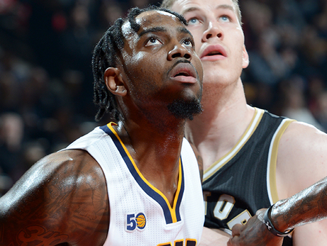 Pacers Waive Rakeem Christmas