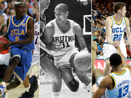 Pacers Connections with UCLA, Wooden Run Deep