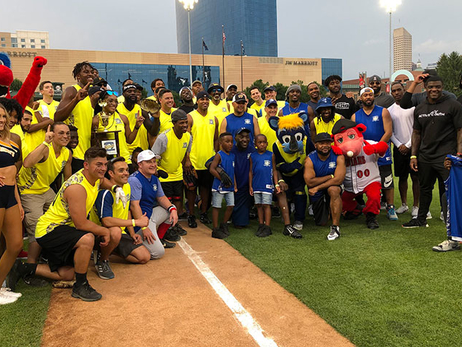 Team Turner Gets Win at Annual Celebrity Softball Challenge