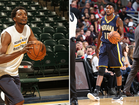 Pacers Waive Jeremy Evans and Julyan Stone