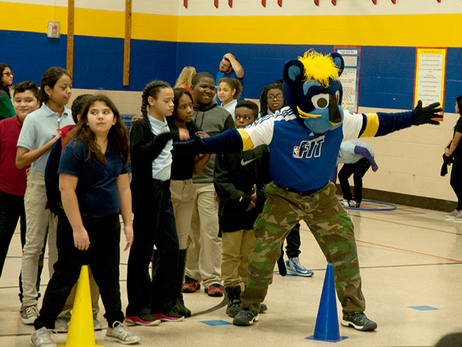 Pacers, St. Vincent & Kroger Team to Support NBA Fit Week
