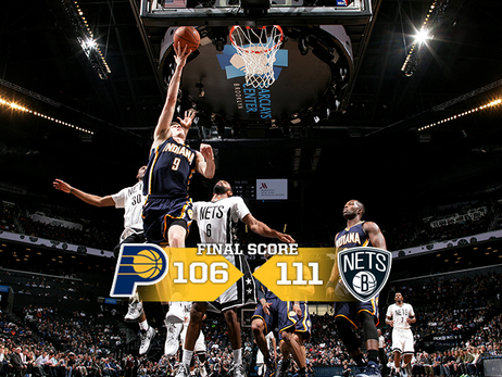 Game Rewind: Pacers 106, Nets 111
