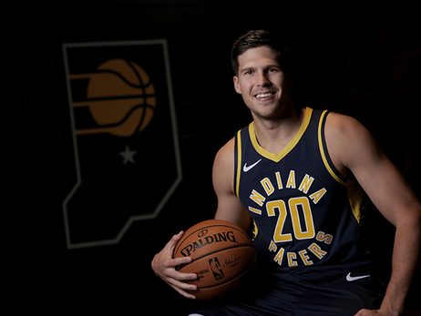 2018-19 Season in Photos: Doug McDermott