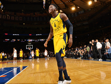 Victor Oladipo Named Eastern Conference Player of the Week
