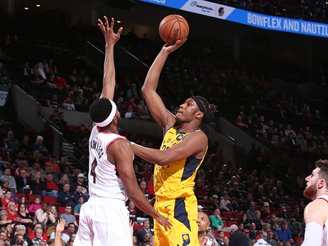 Game Rewind: Pacers 98, Trail Blazers 106