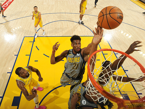 Game Rewind: Pacers 89, Warriors 112