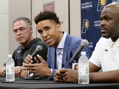 Brogdon Headlines Basketball Without Borders Africa 2019 in Senegal