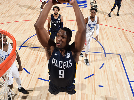 Pacers 86, Clippers 75 (Summer League)
