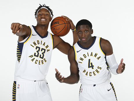 Watch Live Coverage from 2018 Pacers Media Day