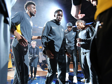 For Oladipo, All-Star Game Is A Step Towards a Greater Goal