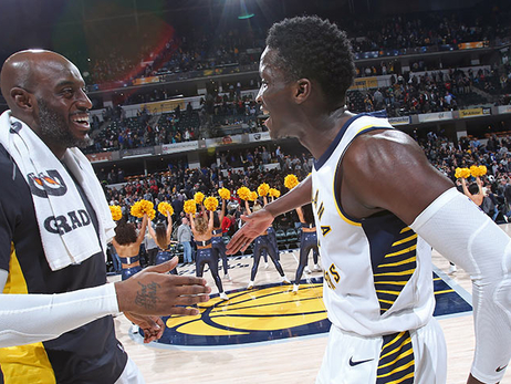 Pacers Thriving on Sudden and Special Chemistry