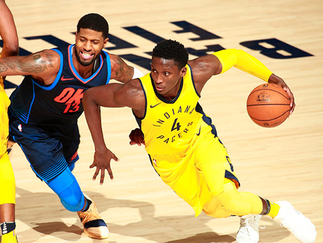After Media Frenzy, Pacers' World Back to Normal