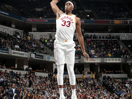 2017-18 Season in Photos: Myles Turner