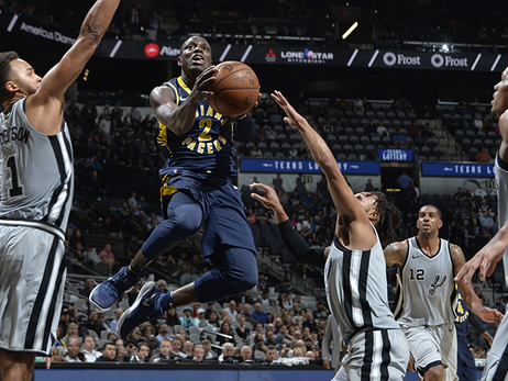 Game Rewind: Pacers 94, Spurs 86