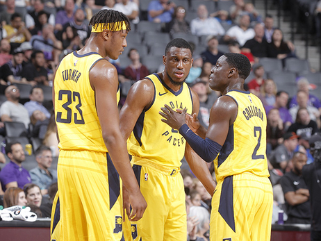 Notebook: Pacers Create Cap Flexibility