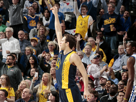 Game Rewind: Pacers 126, Warriors 106