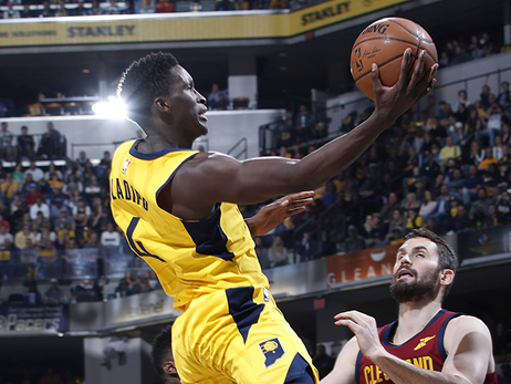 Oladipo's Aim Untrue, But His Keel is Even