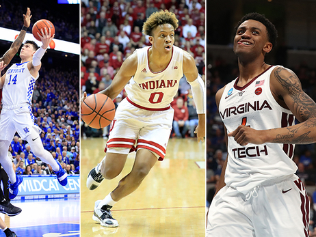 Pacers 2019 Mock Draft Projections 4.0