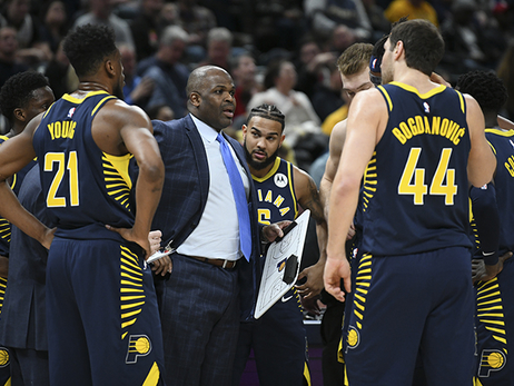 Pacers Collaborate on Another Victory
