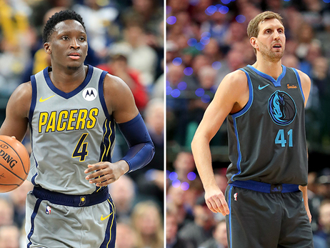 Notebook: Pacers Prepare for Mavericks