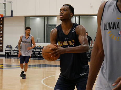 Plenty of Scoring Punch in First Pre-Draft Workout