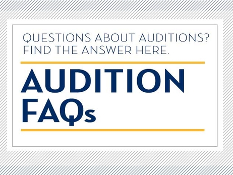 Pacemate Auditions: FAQs