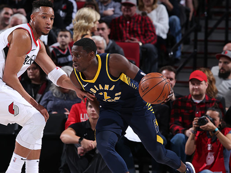 Game Rewind: Pacers 86, Trail Blazers 100