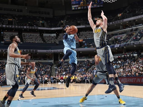 Game Rewind: Pacers 103, Grizzlies 106