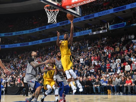Game Rewind: Pacers 113, 76ers 101