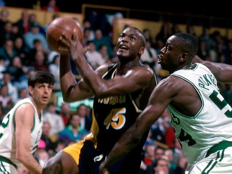 Chuck Person's Star Burned Bright as the Pacers' Go-To Player