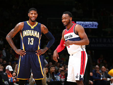 The Pacers' Last 10 Games Against the Wizards