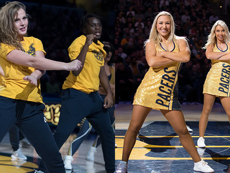 Indiana Pacemates/Pacers Hype Crew 2019-20 Workshop