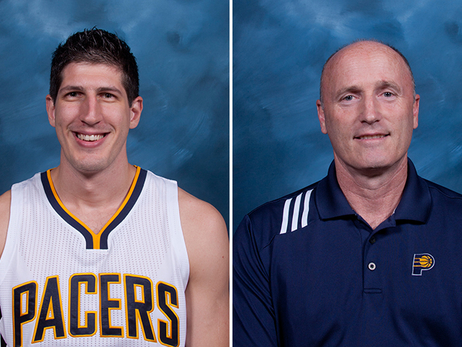 Rudez, Burke to Participate in Basketball without Borders Europe Camp