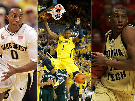 #TBT: Current Pacers' College Careers