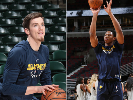 Pacers Assign Leaf, Anigbogu to Mad Ants