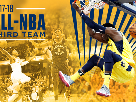 Victor Oladipo Third Team All-NBA
