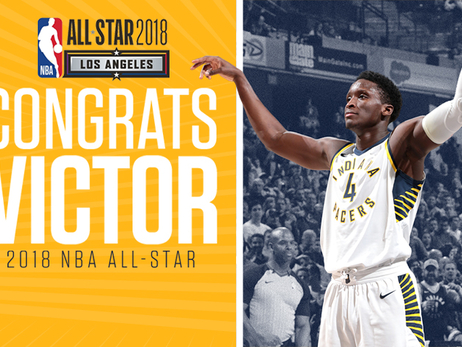 Victor Oladipo 2018 All-Star