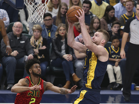 Pacers Rebounding From Poor Rebounding Efforts