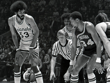 The Story Behind All Three of the Pacers' ABA Championships